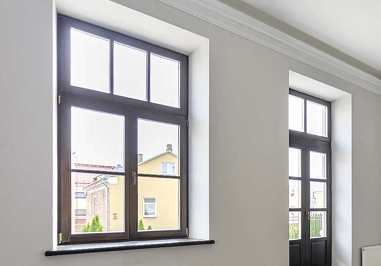 gallery Projecting Top Hung Casement Windows