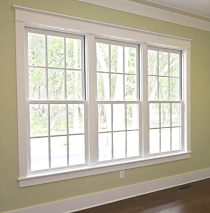 side hung casement windows